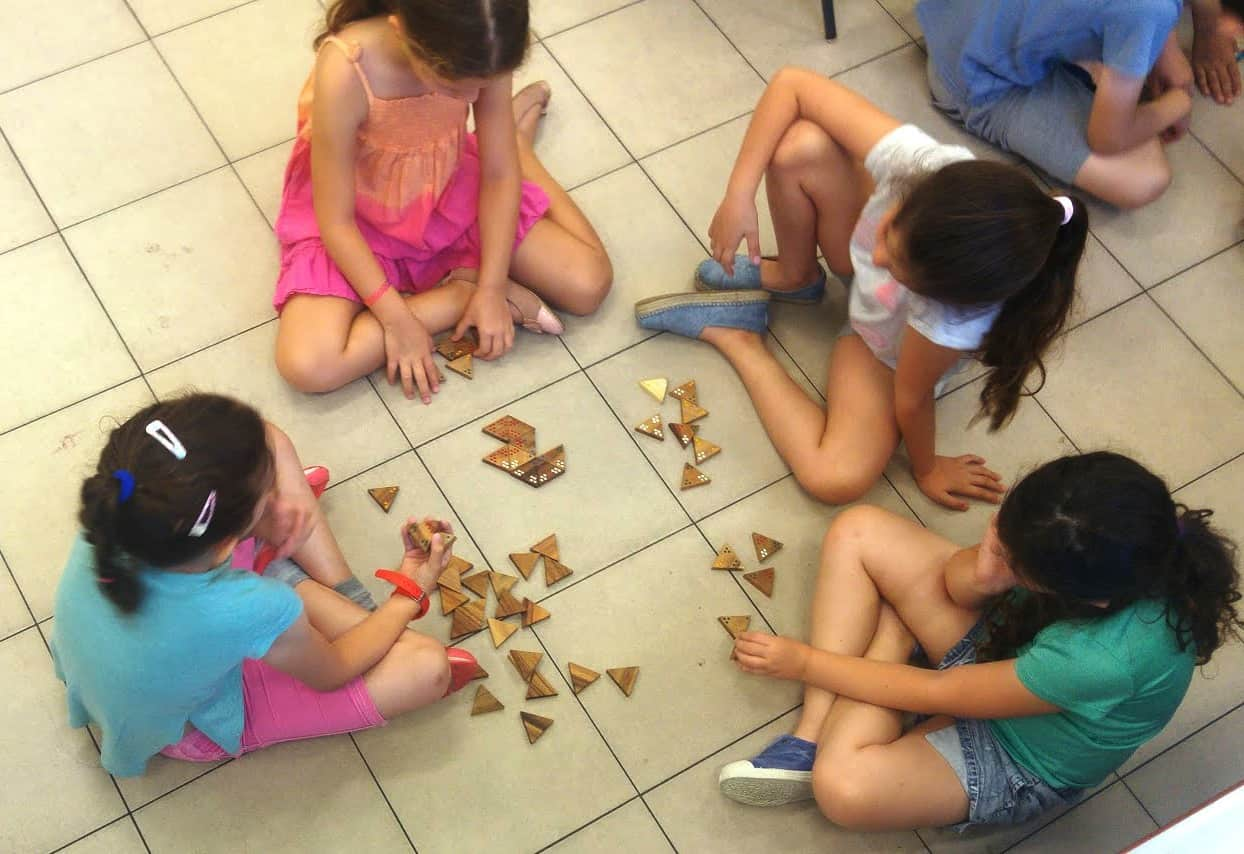משחק קבוצתי לילדים