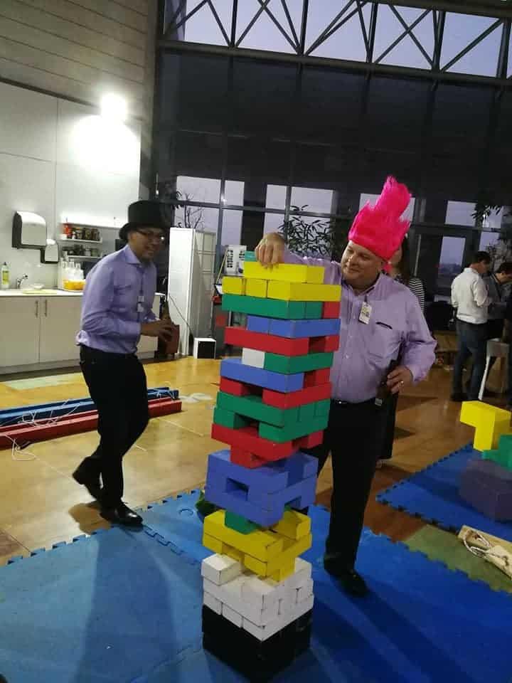 סדנאות לארגונים - משחקי חשיבה מעץ