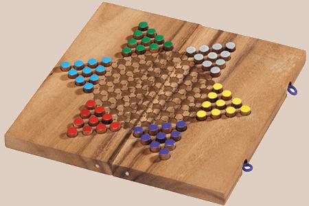 משחק חשיבה מעץ - דמקה סינית