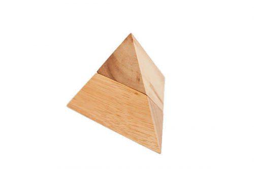 פירמידת 2 חלקים