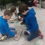 משחק חשיבה לילדים - אתגר קבוצתי