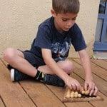משחק חשיבה לילדים - אתגר יחיד