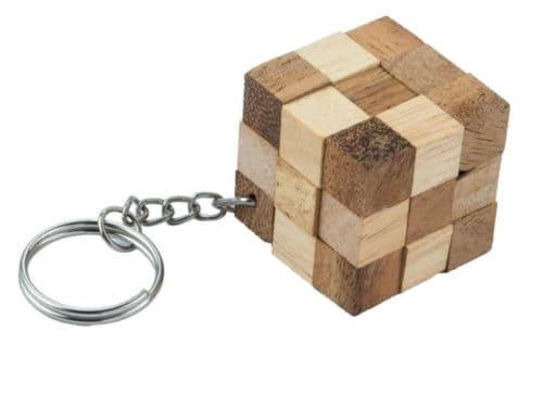 קוביית נחש- מחזיק מפתחות